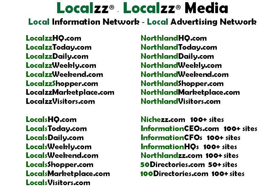 Localzz Core Sites